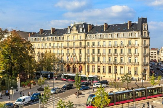 Grand Hotel La Cloche Dijon-MGallery Collection