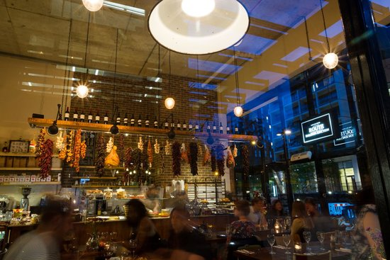 Cafe Route - Dalston Junction