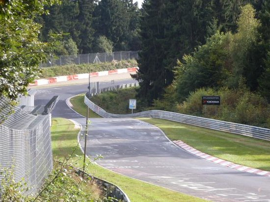 Wiesemscheid, Germany: Track - good view