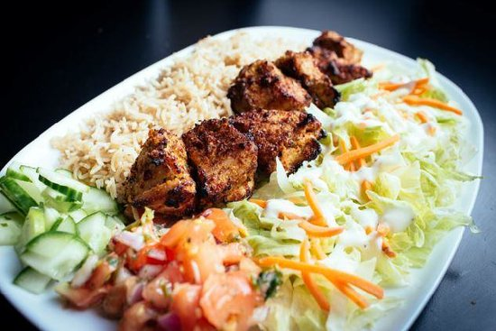 Tandoori kabob picture of helmand kabob afghan cuisine for Afghan kabob cuisine mississauga
