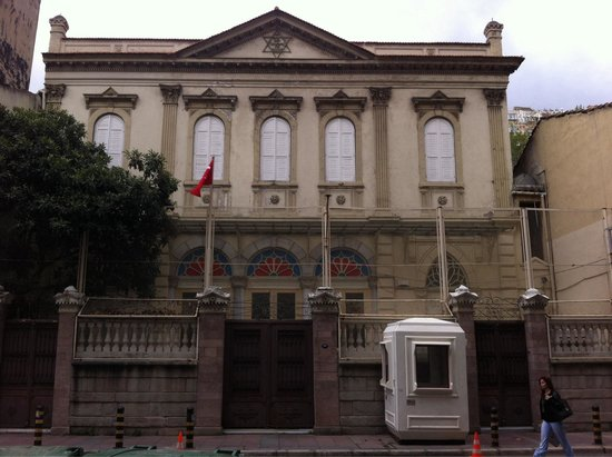 Bet İsrael Sinagogu - Picture of Beth Israel Synagogue ...