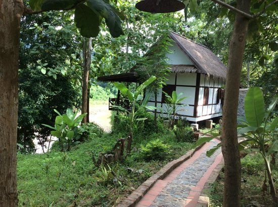 Lao Spirit Resort: Bungalow