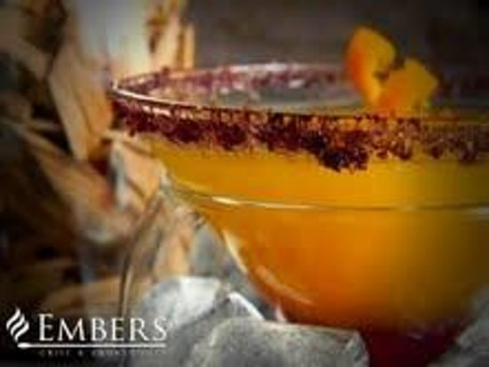 Embers Grill & Smokehouse: SIGNATURE DRINKS