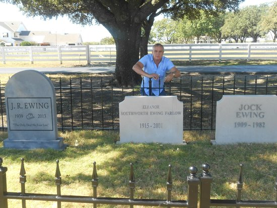 Graves for Southfork ranch house floor plan