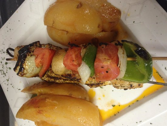 Kebobs picture of acropolis restaurant catering for Acropolis cuisine