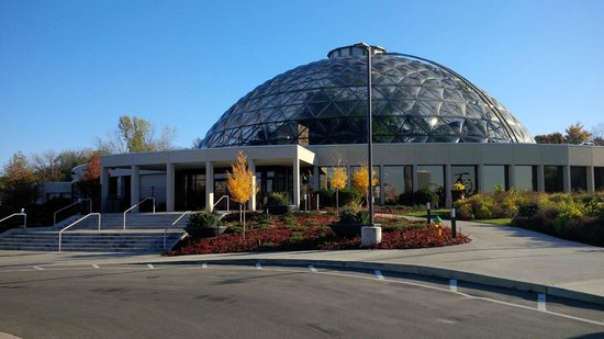 Its Name On A Marble Slab Picture Of Greater Des Moines Botanical Garden Des Moines Tripadvisor