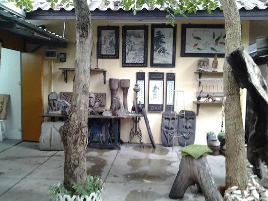 Art Class - Picture of Baan Sillapin Artists Village, Hua Hin - TripAdvisor
