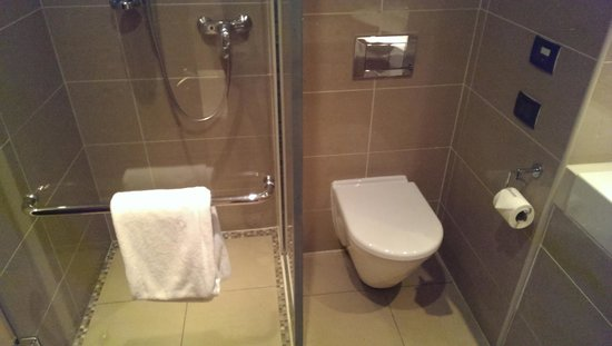 shower toilet picture of radisson blu hotel addis ababa addis ababa tri. Black Bedroom Furniture Sets. Home Design Ideas