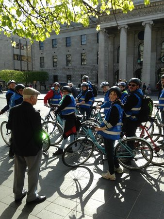 See Dublin by Bike
