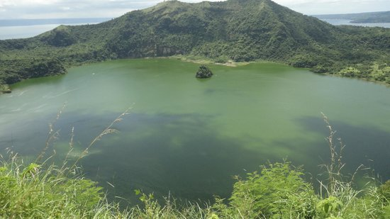 Crater Lake Resort Taal Taal Volcano Taal Crater Lake