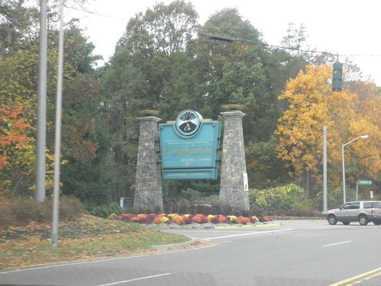 Foxwoods casino connecticut nearby hotels