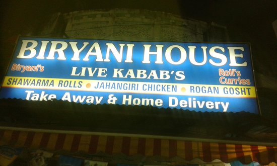 Take Away House Take Away Biryani House