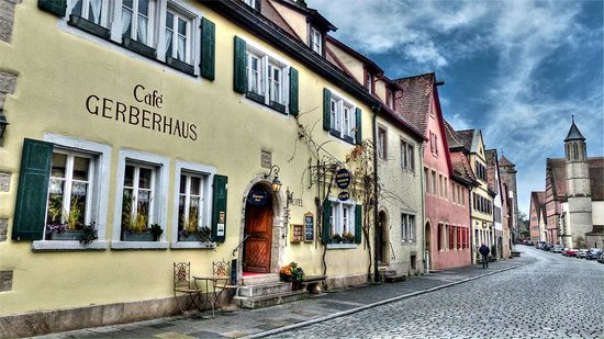 Photo of Hotel Gerberhaus Rothenburg ob der Tauber