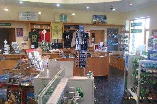 The Shop at Clonmacnoise