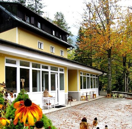 Youth Hostel Barovc Kranjska Gora