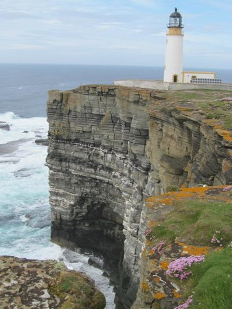 Pierowall, UK: Noup Head