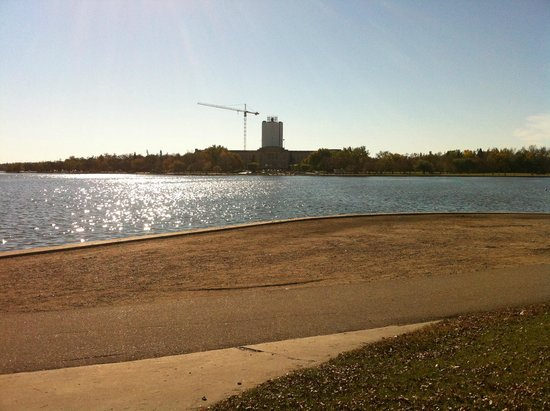 Willow Island Wascana Park