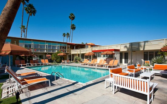 Photo of Del Marcos Hotel Palm Springs
