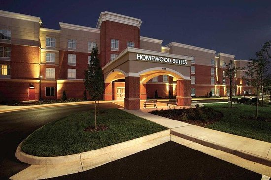 ‪Homewood Suites by Hilton Charlottesville‬