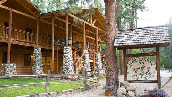 Photo of Upper Canyon Inn and Cabins Ruidoso