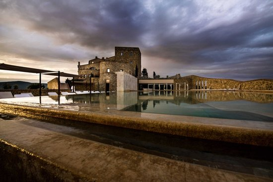 Castello di Velona Resort, Thermal Spa & Winery