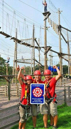 Aerial Extreme, Knowsley