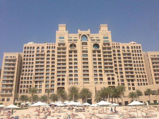 Hotel picture of fairmont the palm dubai dubai for Tripadvisor dubai hotels