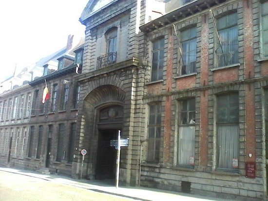 museum of arts musee des beaux arts tournai belgium address attraction reviews