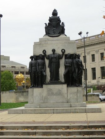 the all wars memorial to colored soldiers and sailors essay The all wars memorial to colored soldiers and sailors was to be a tribute to african american war heroes, but was originally relegated to a remote location in fairmount park, where it remained virtually unseen for many years.