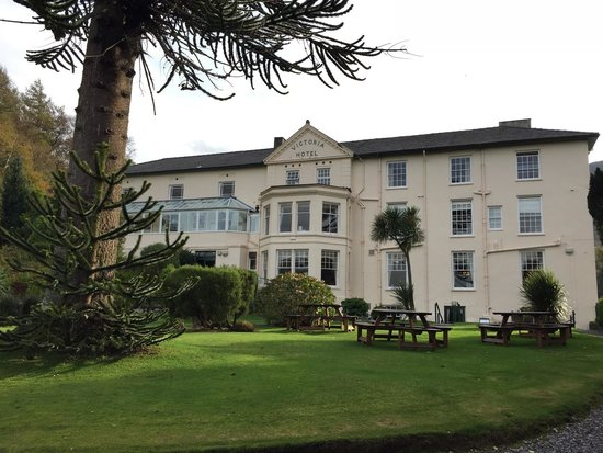 Royal Victoria Hotel Snowdonia Reviews