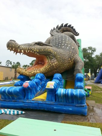 Biloxi, MS: This was a cool slide!