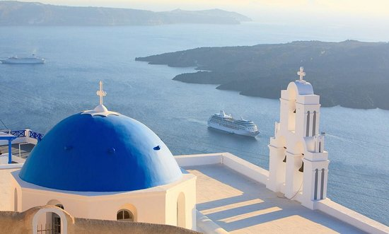 how to get from santorini to crete cheap
