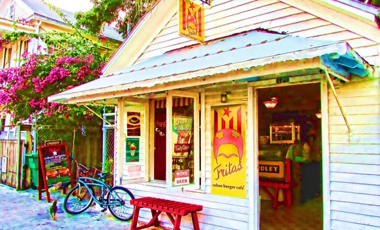 Frita S Cuban Burger Cafe Key West Restaurant Reviews