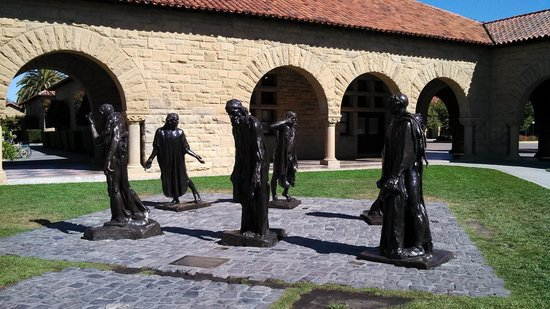 Auguste Rodin The Burghers Of Calais