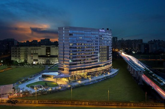 ‪Novotel Kolkata Hotel and Residences‬