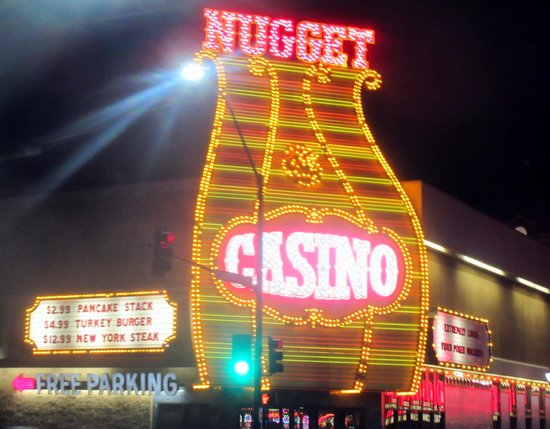 Photo of Carson Nugget Carson City