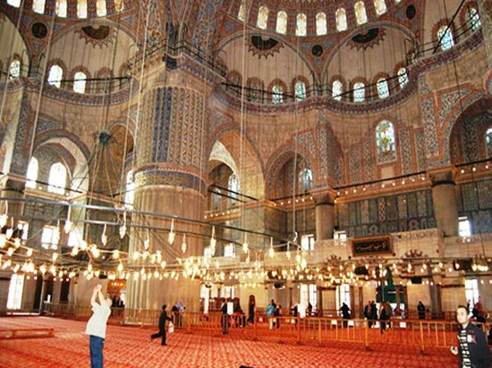 Exterior of the Blue Mosque - Picture of Blue Mosque, Istanbul - TripAdvisor