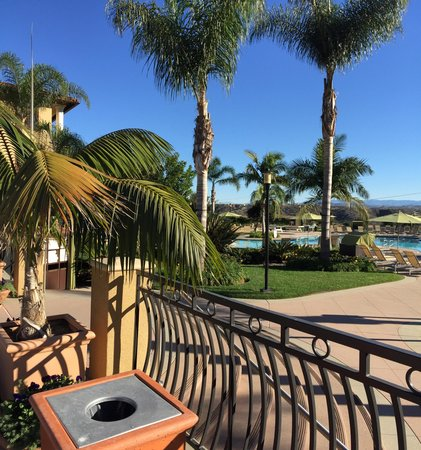 view from self park picture of sheraton carlsbad resort. Black Bedroom Furniture Sets. Home Design Ideas