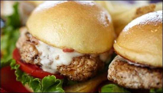 University Park, FL: Get the mini-sliders for lunch... YUMMMY!!