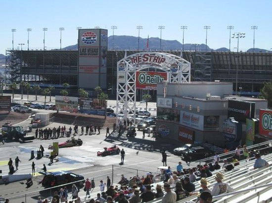 The drag strip picture of las vegas motor speedway las Las vegas motor speedway tickets