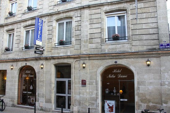 Photo of Hotel Notre-Dame Bordeaux