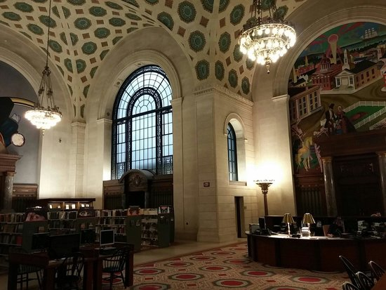 Cleveland Public Library Oh Address Phone Number