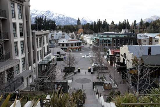 overview2 picture of queenstown lakeview holiday park. Black Bedroom Furniture Sets. Home Design Ideas