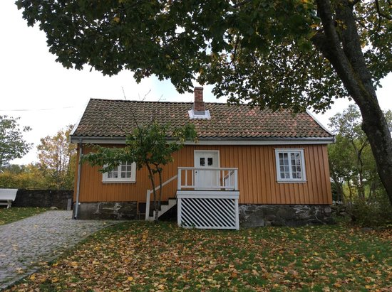 Asgardstrand Norway  city photos : ... Munch's House Photo: Edvard Munchs Gate 25, Asgardstrand 3179, Norway