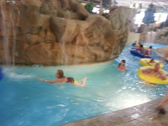 Water Park Of America Lazy River Picture Of Radisson Hotel Bloomington By Mall Of America