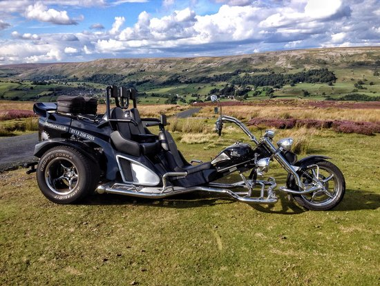 Yorkshire Trike Tours - Day Tours