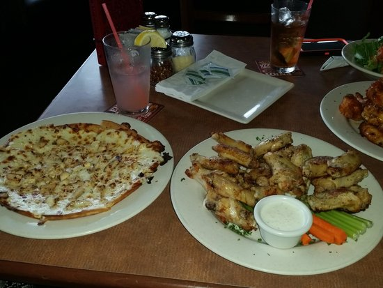 Take out review of boston 39 s restaurant sports bar for Asian cuisine marysville ca