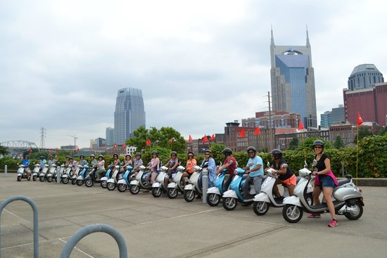 Nashville Scooter Tours - Private Tours