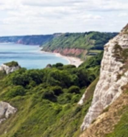 South West Coast Path - Hooken Cliffs