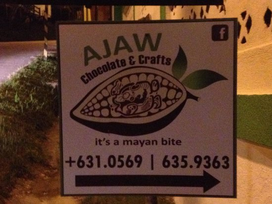 AJAW Chocolate & Crafts
